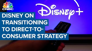 Disney CEO says it aims to accelerate its transition to a direct-to-consumer priority company