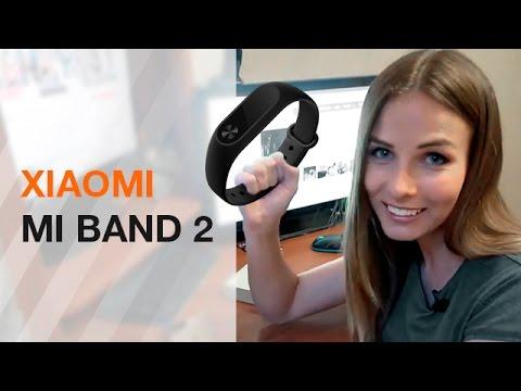 Распаковка Xiaomi Mi Band 2 от Алены Русь