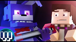 The Bonnie Song | FNAF Minecraft Music Video (Song By Groundbreaking)