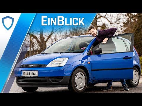 Ford Fiesta MK6 1.25 (2003) - Ein echtes Einhorn unter den Kleinwagen? Test & Kaufberatung