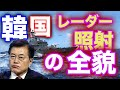 【動画】火器管制レーダー照射事件の全貌 【時系列でよくわかる!!】