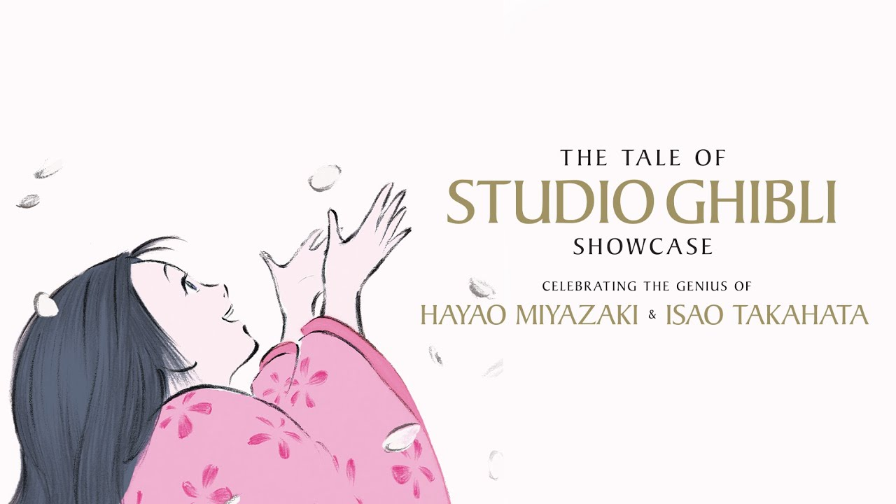 Australia Is Playing Host To An Awesome Studio Ghibli Showcase
