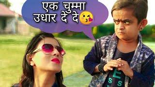 छोटू की गर्लफ्रेंड PART-4 | CHOTU  ki GIRLFRIEND | Khandesh Hindi Comedy | Chotu Comedy Video