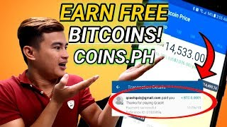 FREE BITCOINS APP! CLAIM BTC EVERY OUR | UNLIMITED 49 PhP , 0.0001 BTC | WITH PROF OF PAY OUT