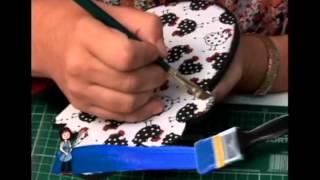 Programa Artesanal - Tecido Adesivado Impermeável