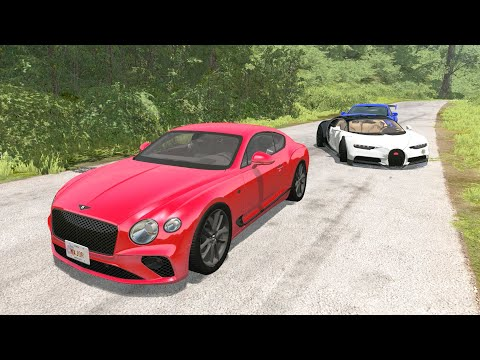 Illegal Race Crashes - BeamNG DRIVE | CrashTherapy