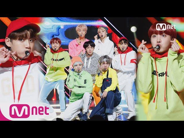 [BTS - Go Go] Comeback Stage   M COUNTDOWN 170928 EP.543