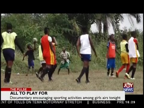 All to Play for - The Pulse on JoyNews (12-11-18)