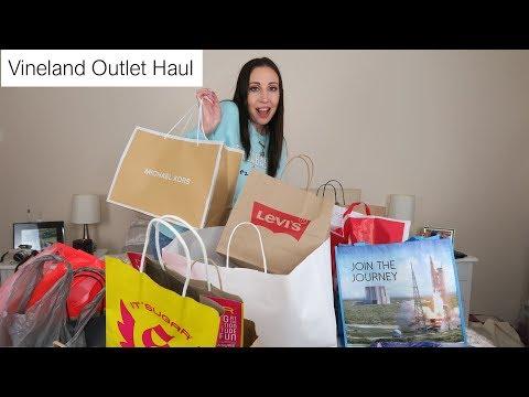 971be55b10 Orlando Vineland Outlet Shopping Haul Plus Walmart