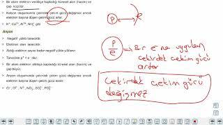 Eğitim Vadisi TYT Kimya 2.Föy Atomun Gelişimi 2 Konu Anlatım Videoları