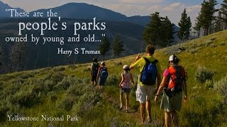 National Park Service - Presidential Quotes
