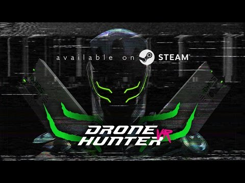 Drone Hunter VR Steam Key GLOBAL - trailer