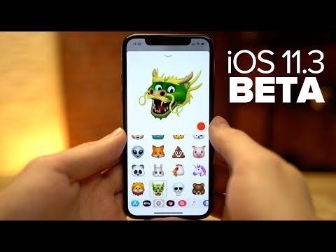 ios 11 3 battery health