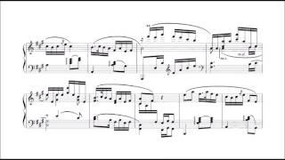 Leo Ornstein - 9 Miniatures (audio + sheet music) - Самые