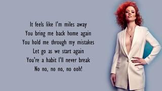 Jess Glynne   All I Am (Lyrics)