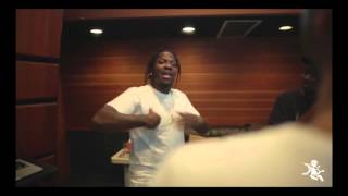 "Pusha T - ""M.F.T.R."" Studio Session"