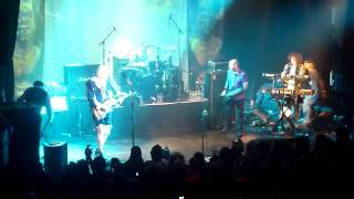 """The Damned, """"Therapy"""", NYC, Irving Plaza, 10-22-11"""