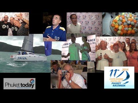 Phuket Raceweek - sail racing and beyond