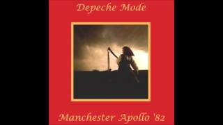 Monument - Depeche Mode Live In Manchester (Apollo) 1982