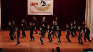 DJ Jazzy Jeff & The Fresh Prince - Code Red /choreography by Andrew Dyatel