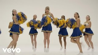Taylor Swift   Shake It Off Outtakes Video #1   The Cheerleaders (Behind The Scenes Video)