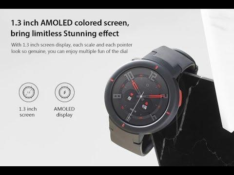 Amazfit 3 Verge. Unpack - First Boot - Hands On. Μια γρήγορη πρώτη ματιά και Συνεχίζεται (Greek)