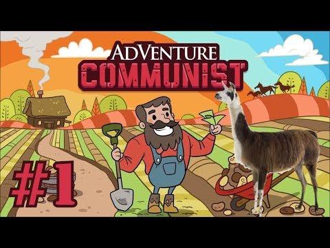 Adventure Communist #1 - We Are Back Comrades!