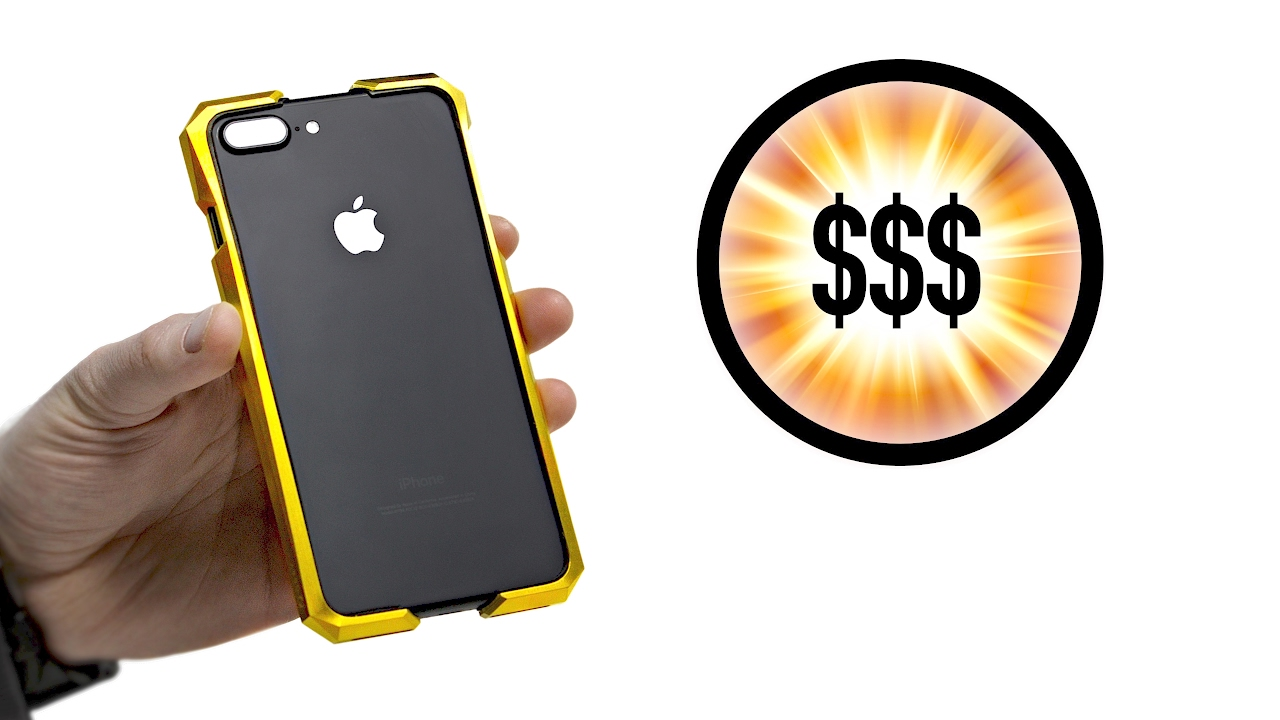 Unboxing The World's Most Expensive iPhone Case thumbnail