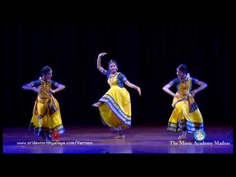 An Excerpt from Leela Taranga Margam - Sridevi Nrithyalaya - Bharathanatyam Dance