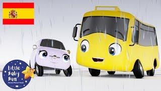 Dibujos Animados | ¡NUEVO DIBUJO! | Buster el Autobús | Buster y la Tormenta | Dibujitos en Español