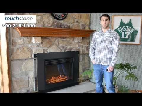 Ingleside Hearth Electric Fireplace Insert from Touchstone Home Products