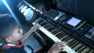 Anak Musik Keyboard Cilik Tigalingga Nari (Tor-tor toba)