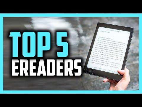 Best eReaders in 2020 - For Ebooks & PDF's!