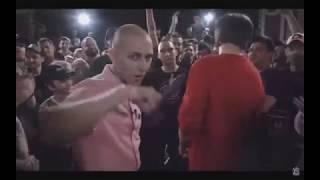 Oxxxymiron vs Слава КПСС - лучше я сдохну ноунеймом