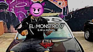 El De La Guitarra el monstruo (corridos 2018 )