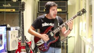 "AC/DC's ""Gimme A Bullet"" SoloDallas Cover (And SoloDallas' Solo)"