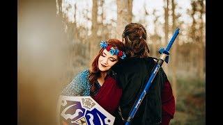 Casamento Medieval Livia & Felipe   Wedding Teaser    Full HD