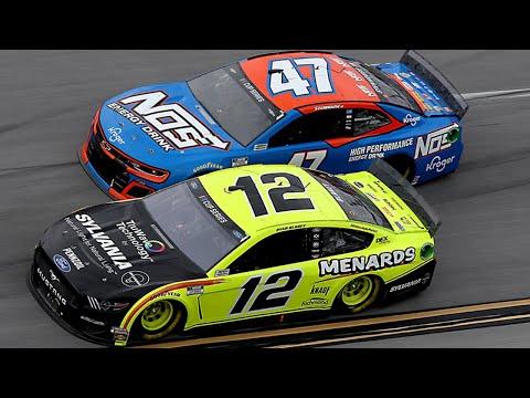 NASCAR CEICO 500(タラデガ・スーパースピードウェイ)フルレース動画