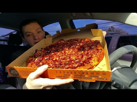 Little Caesars Smokehouse Pizza – Food Review