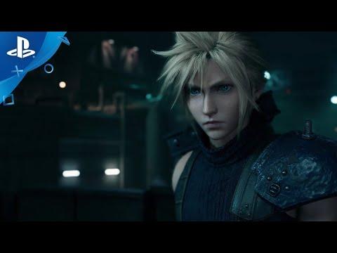 Final Fantasy VII Remake, nuevo trailes