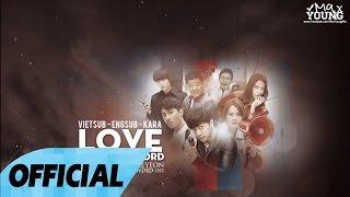 [Vietsub + Engsub + Kara] Love, That One Word (사랑 그 한마디) - Taeyeon [OST YOU'RE ALL SURROUNDED]