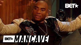 Ep. 4 Sneak Peek: Charlamagne Tha God Confesses To Once Using Penis Enhancers | BET's Mancave