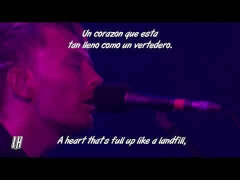 Radiohead No Surprises Subtitulada en español + Lyrics