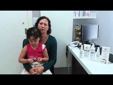 Asd de pessoas em eczema