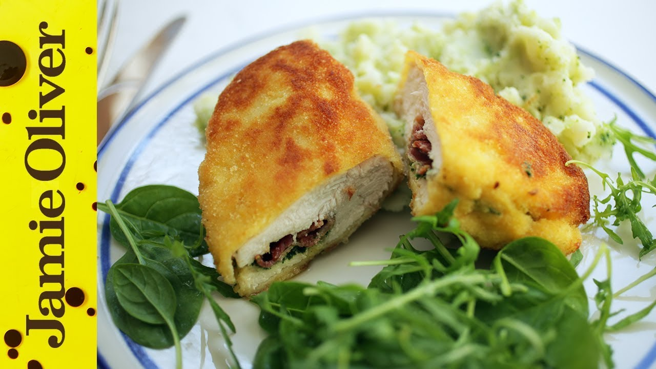 Chicken kiev comfort food jamie oliver ultimate chicken kiev forumfinder Gallery
