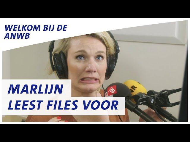 Hollanda'de Marlijn Weerdenburg Video Telaffuz