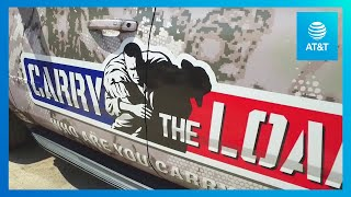 Honoring Memorial Day with Carry the Load | AT&T
