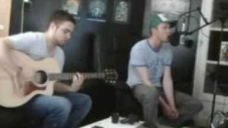 3 doors down The road I'm on acoustic (7 Shades cover live)