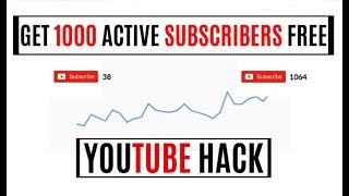 how to get free subscribers on youtube 2019 in hindi - Thủ thuật máy