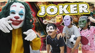 หลุดเข้าไปในเกมส์ JOKER!!   ตัวตลกโจ๊กเกอร์ Part1/2   ต้องหนีให้ได้!!   JOKER Must Escape !!